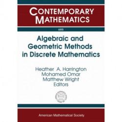 Algebraic and Geometric Methods in Discrete Mathematics