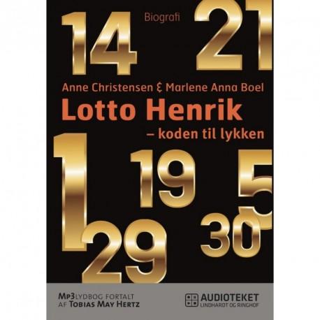 Lotto Henrik 1-5-14-19-21-29-30 koden til lykken