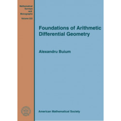 Foundations of Arithmetic Differential Geometry