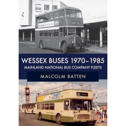 Wessex Buses 1970-1985: Mainland National Bus Company Fleets