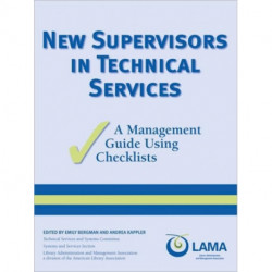 NEW SUPERVISORS IN TECHNICAL SERVICES