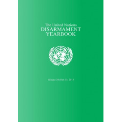 The United Nations disarmament yearbook