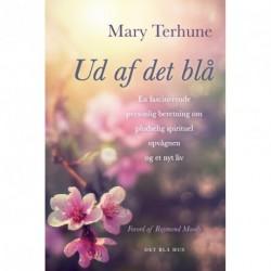Ud af det blå: En fascinerende personlig beretning om pludselig spirituel opvågnen og et nyt liv