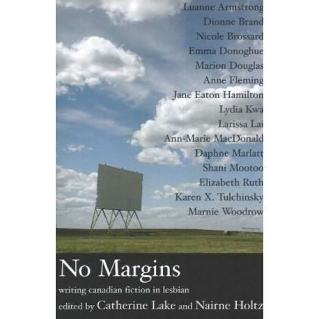 No Margins: Writing Canadian Fiction in Lesbian