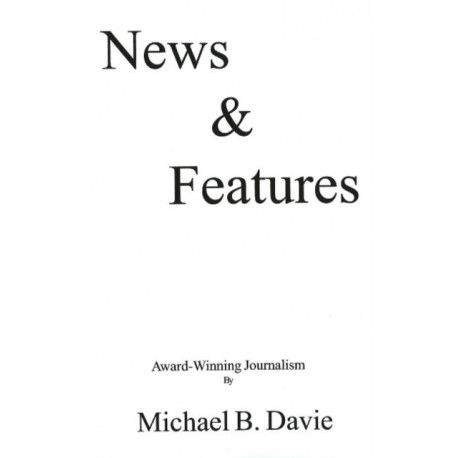 News & Features: Volume 1
