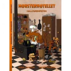 Monsterhotellet - halloweenfesten