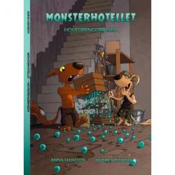 Monsterhotellet - hovedrengøringen