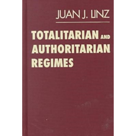 Totalitarian and Authoritarian Regimes