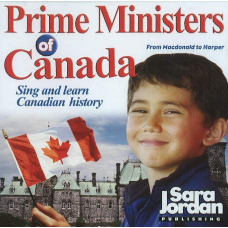 Prime Ministers of Canada CD: From Macdonald to Harper