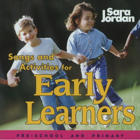 Songs & Activities for Early Learners CD