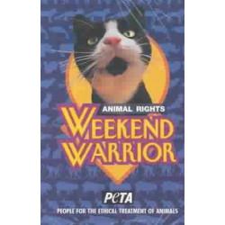 Animal Rights Weekend Warrior