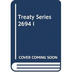 Treaty Series 2694 I