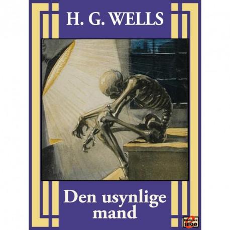Den usynlige mand: En grotesk roman