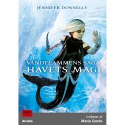 Vandflammens saga 4: Havets magi: Havets magi