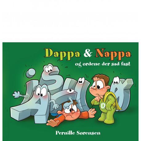 Dappa & Nappa og ordene der sad fast