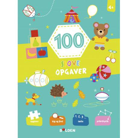 100 sjove opgaver - fra 4 år