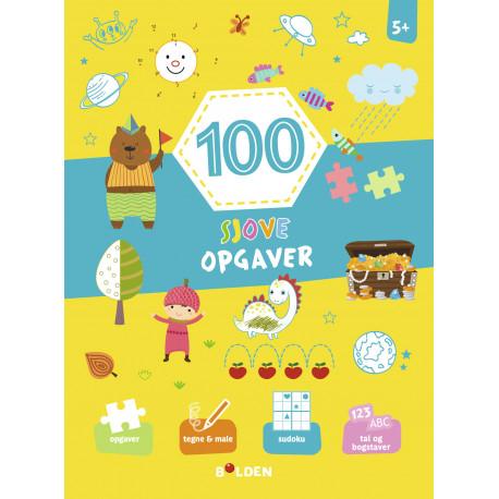 100 sjove opgaver - fra 5 år
