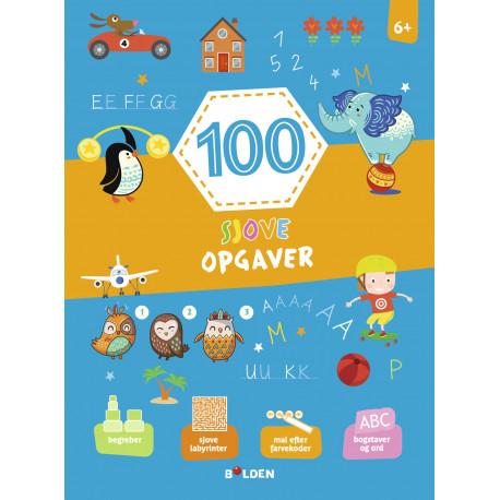 100 sjove opgaver - fra 6 år