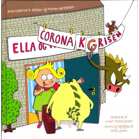 Ella og Corona-Grisen
