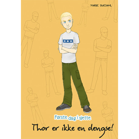 Thor er ikke en dengse!