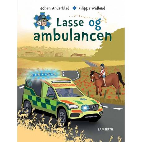 Lasse og ambulancen