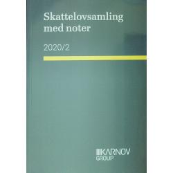 Skattelovsamling med noter 2020/2: Må KUN sælges til studerende