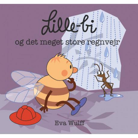 Lille-bi og det meget store regnvejr