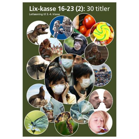 Lix-kasse 16-23 (2): Letlæsning til 3.-4. klasse