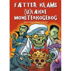 Fætter Klams (u)lækre monsterkogebog