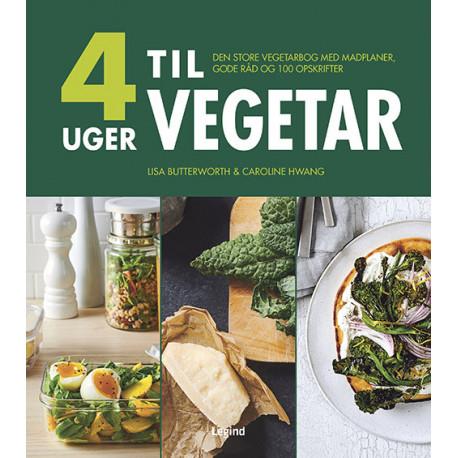 4 uger til vegetar