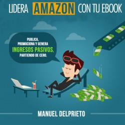 Lidera Amazon con tu eBook