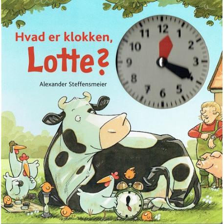 Hvad er klokken, Lotte?