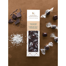 Fløde & Salt i Chokolade