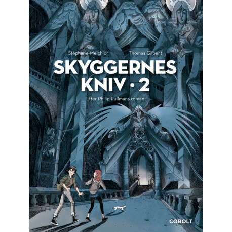 Skyggernes Kniv 2