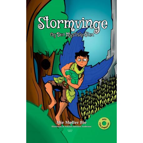 Stormvinge og Den Mystiske Sten