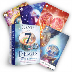 Oracle of the 7 Energies: A 49-Card Deck and Guidebook