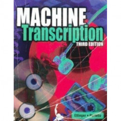 Machine Transcription: Applied Language Skills: Text with Dictations Disc