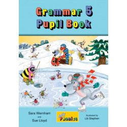 Grammar 5 Pupil Book: In Print Letters (British English edition)