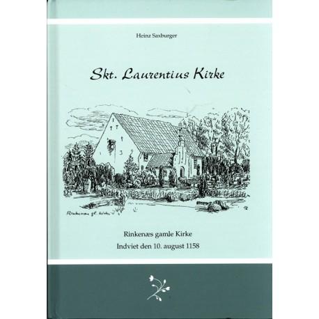 Skt. Laurentius Kirke: Rinkenæs gamle kirke - 850 år - 1158 - 10. august - 2008