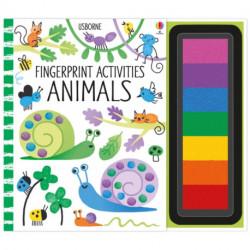 Fingerprint Activities Animals: Animals