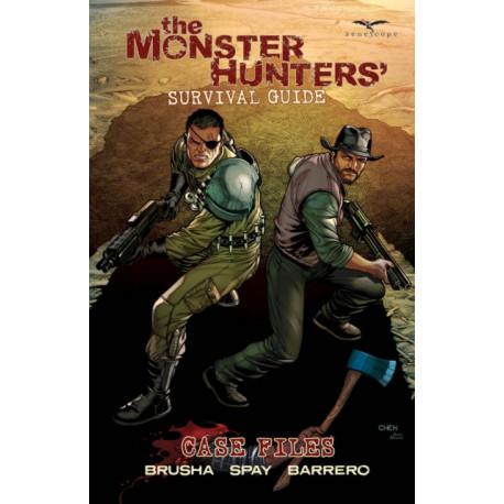 Monster Hunter's Survival Guide Cases Files