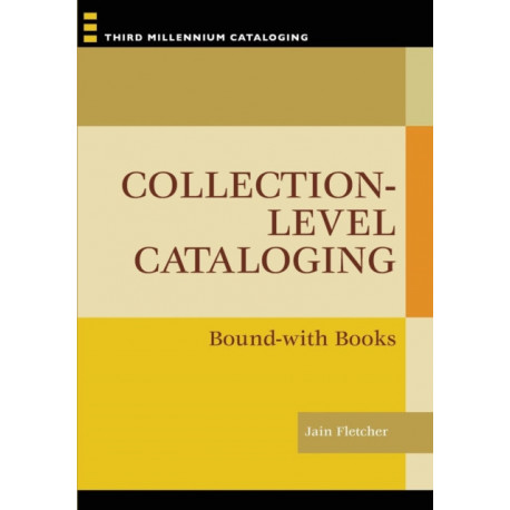 Collection-level Cataloging: Bound-with Books