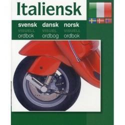 Italiensk - svensk, dansk, norsk: visuel ordbog
