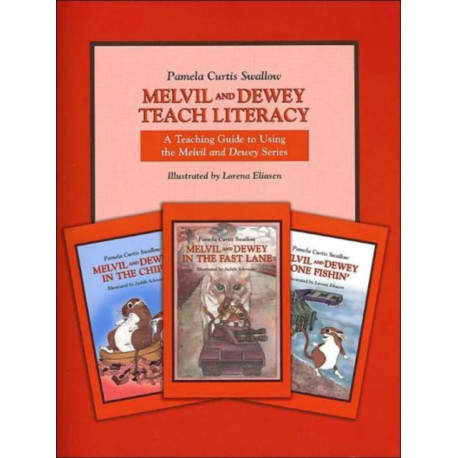 Melvil and Dewey [2 volumes]: (set includes teacher guide and 3 student books)