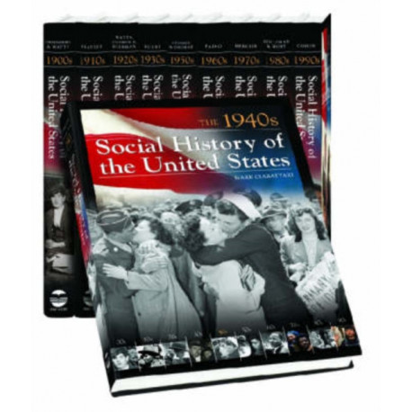 Social History of the United States [10 volumes]