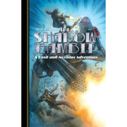 The Adventures of Basil and Moebius Volume 2: The Shadow Gambit
