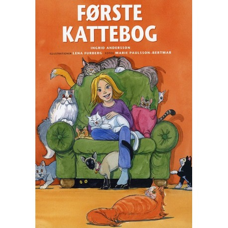 Første kattebog