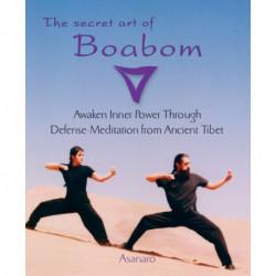 Secret Art of Boabom: Awaken Inner Power Through Defense-Meditation from Ancient Tibet