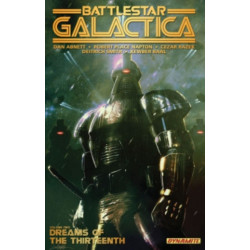 Battlestar Galactica Volume 2: The Adama Gambit