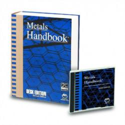 Metals Handbook Desk Edition (CD-Rom)